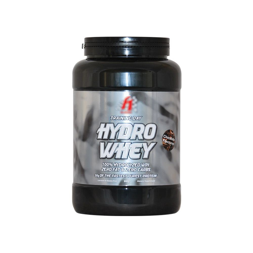 F1 Nutrition Training Day Hydro Whey All Natural