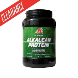 F1 Nutrition All Natural Alkalean Protein