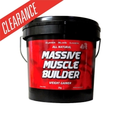F1 Nutrition Massive Muscle Builder Weight Gainer