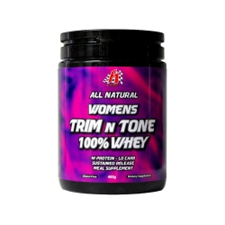F1 Nutrition All Natural Womens Trim n Tone 100% Whey - Click for more info