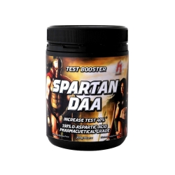 F1 Nutrition Spartan-D 100% D-Aspartic Acid (DAA) - Click for more info